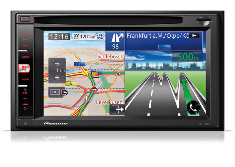 SX4 Cross - Pioneer AVIC-F950BT