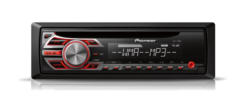 SX4 Cross - Pioneer CD tuner DEH-150MP