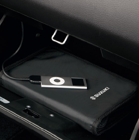 Grand Vitara - IPOD adapter