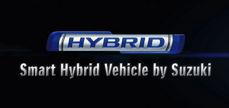 SHVS - Smart Hybrid Vehicle by Suzuki