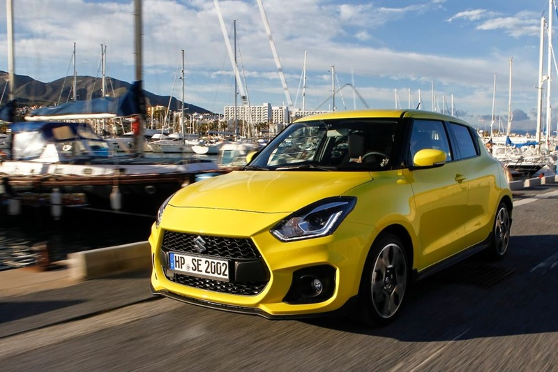 Novi Suzuki Swift Sport